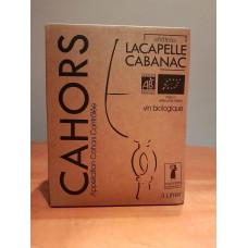 Château Lacapelle Cabanac - Tradition, Bag-in-Box 3 liter